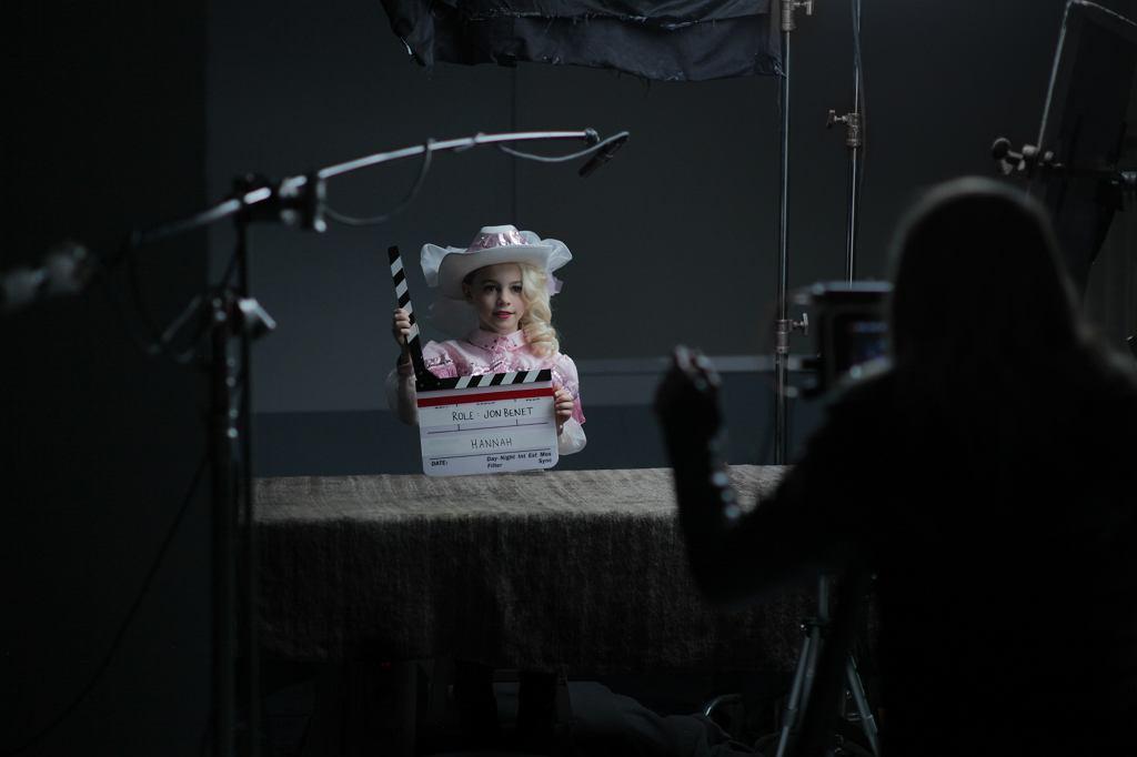 Plan zdjęciowy filmu ''Casting na JonBenet'' (fot. materiały prasowe)