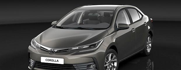 Toyota pokazała odświeżoną Corollę