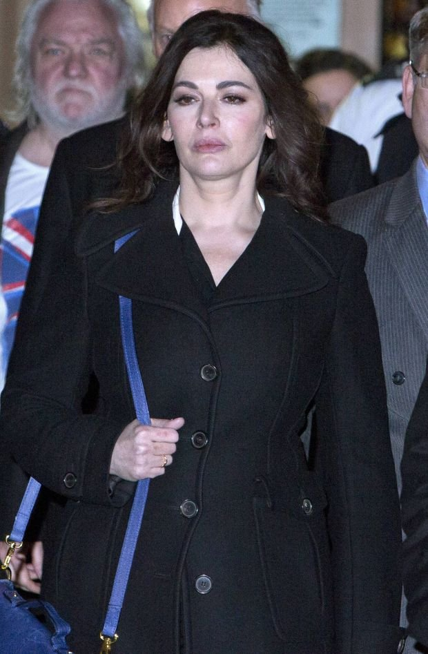Celebrity chef Nigella Lawson leaves Isleworth Crown Court in west London December 4, 2013. Lawson told a British court on Wednesday that she had taken cocaine several times but had