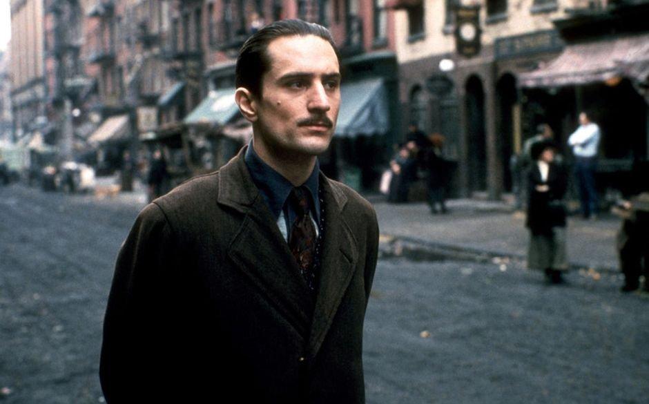 Jako Vito Corleone / kadr z filmu
