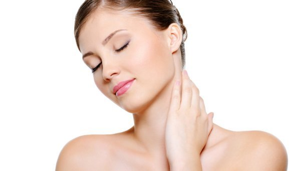 Jak pielęgnować szyję