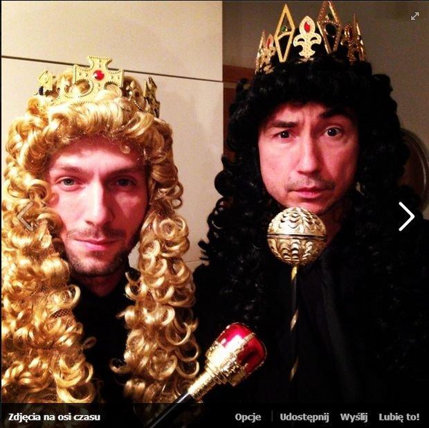 Marcin Paprocki i Mariusz Brzozowski
