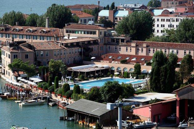 Hotel Cipriani w Wenecji