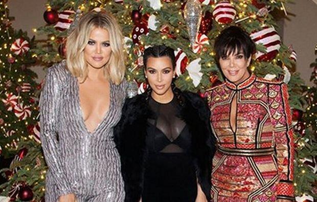 Khloe Kardashian, Kim Kardashian, Kris jenner