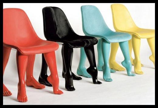 Krzesło o miłości, projekt Pharrella
