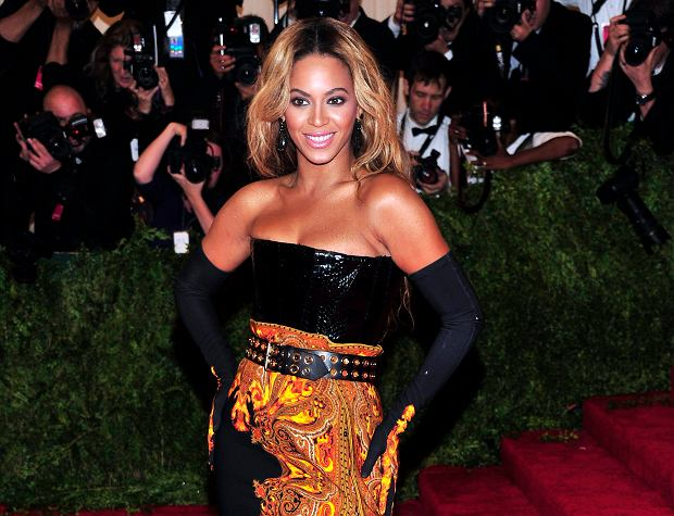 Beyonce attends The Metropolitan Museum of Art's Costume Institute benefit celebrating