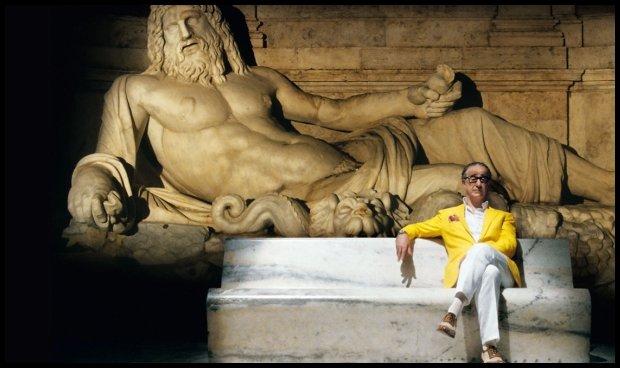 Miejcie wylane, a będzie Wam dane / www.contini.blogautore.repubblica.it