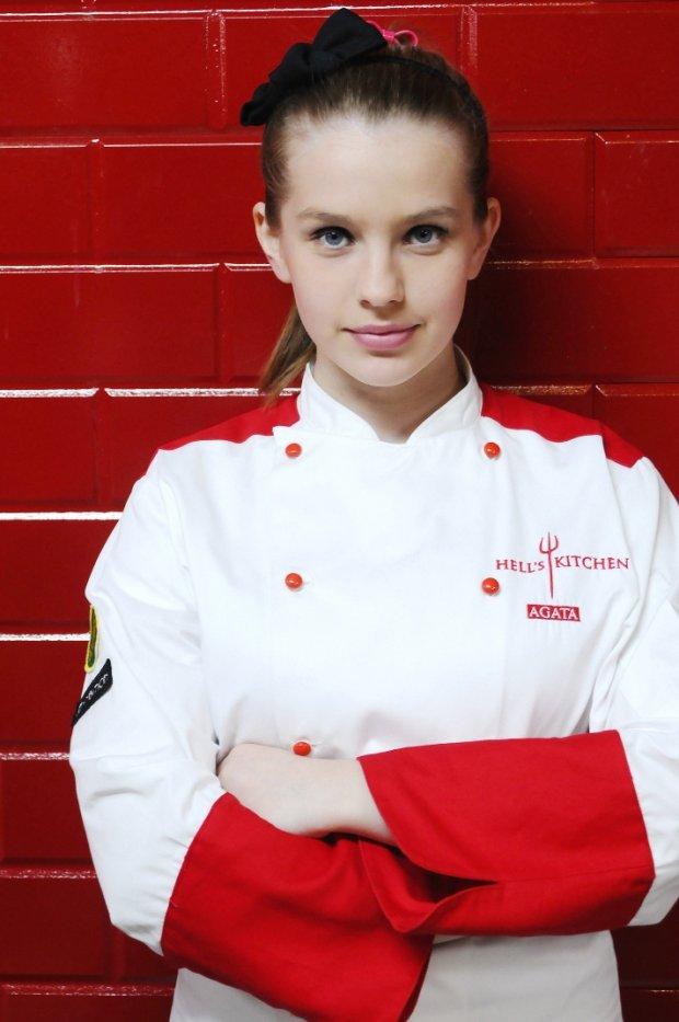 Agata Gawrońska, Hell's Kitchen - Piekielna Kuchnia
