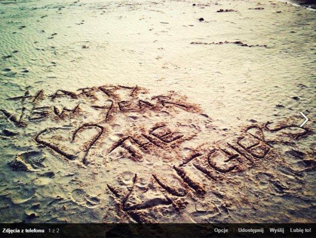 Noworoczne życzenia od Ashtona Kutchera