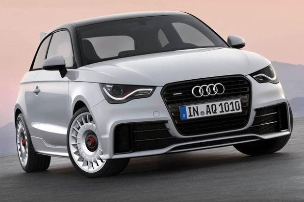 Audi S1 potwierdzone