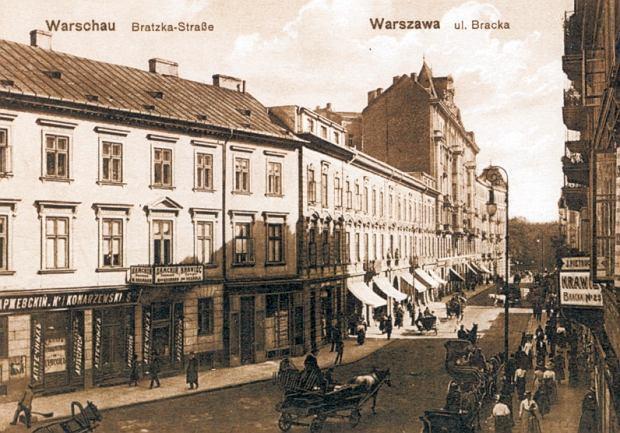 Pałac Brzozowskich przy ul. Brackiej 20A