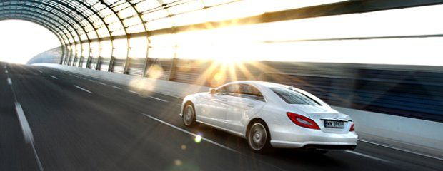 Mercedes CLS 350 AMG | Test