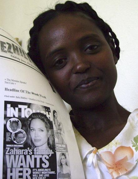 Mentwabe Dawit Lebiso (fot. Reuters)