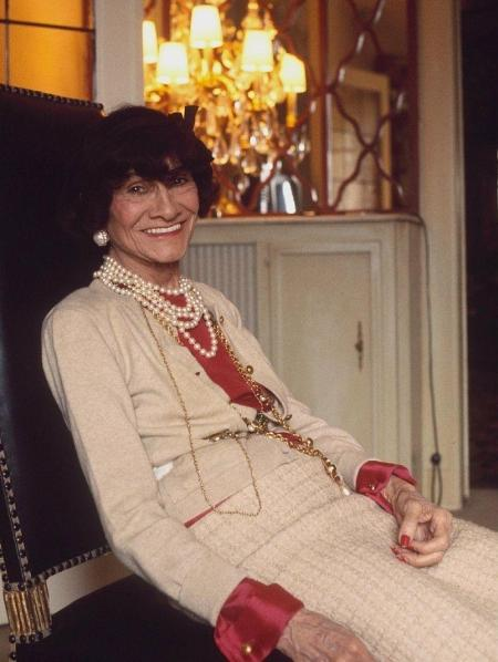 PHOTO: EAST NEWS/REX FEATURES  COCO CHANEL