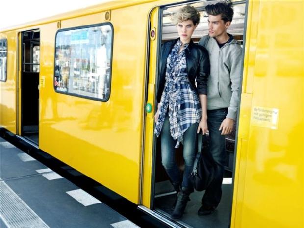 Kampania reklamowa marki Big Star jesień/zima 2010/2011 zdjęcia Marcin Tyszka