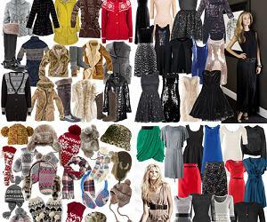 Kwartalnik fashionistki - zima 2010/11, moda, trendy, wzory norweskie, futro, kratka, nauszniki, sylwester, karnawał, cekiny