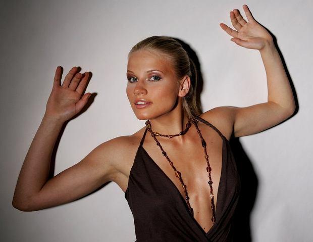 PHOTO AGENCJA SE/EAST NEWS  WARSZAWA  N/Z NATALIA RYBICKA AKTORKA     ACTRESS NATALIA RYBICKA