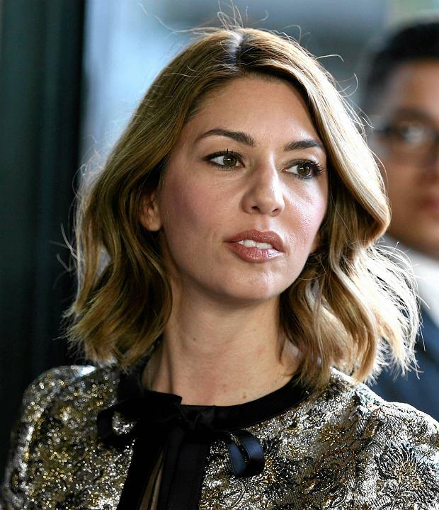 Sofia Coppola arrives at the LA premiere of