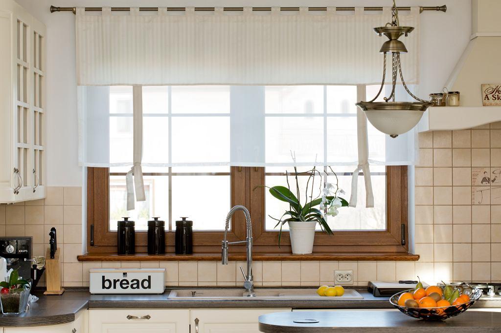 Cudowna Jak zaaranżować okno w kuchni? RB23