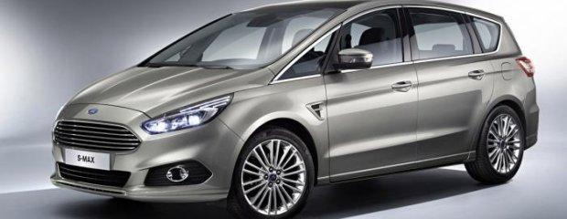 Salon Paryż 2014 | Nowy Ford S-MAX już oficjalnie