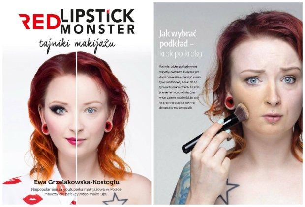 Red Lipstick Monster