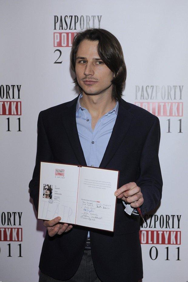 Paszporty Polityki 2011, Krzysztof Garbaczewski