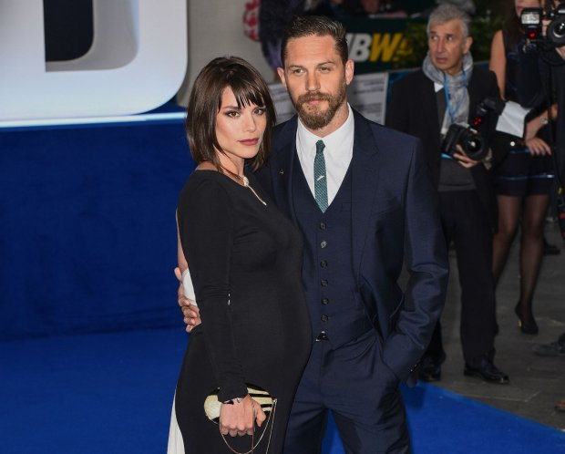 Charlotte Riley i Tom Hardy