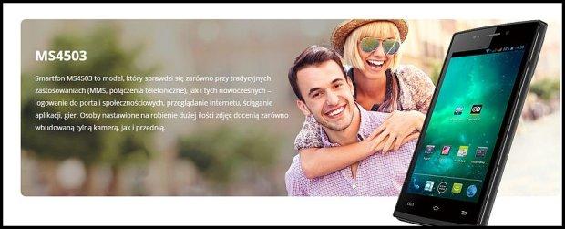 Screen ze strony manta.com.pl