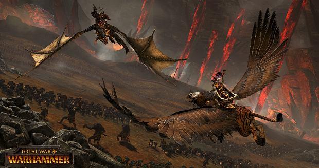 Total War: Warhammer - kadr z gry