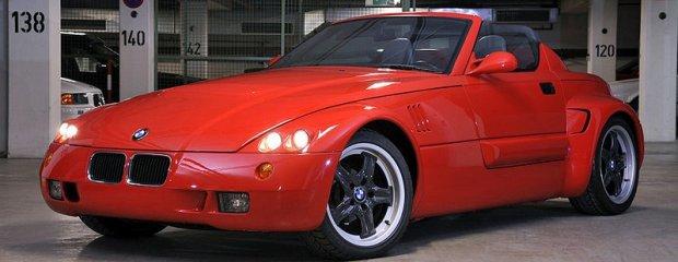 BMW M, które nigdy nie weszły do produkcji