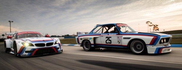 BMW świętuje pierwsze zwycięstwo | Piękna galeria Z4 GTE i 3.0 CSL