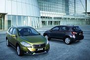 Genewa 2013 - Suzuki SX4 II-gen