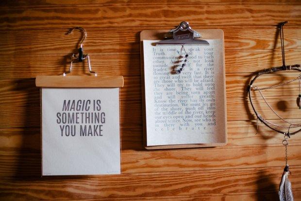 Medytacja nie jest co prawda magią, ale daje magiczne efekty (fot. Pexels.com CC0)