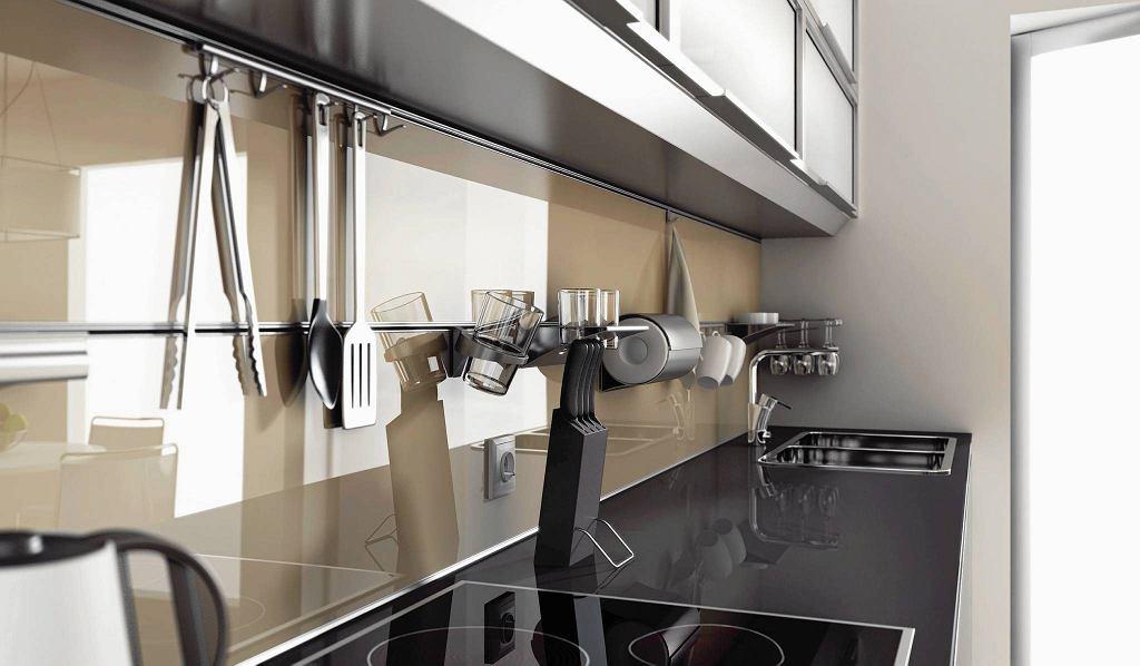 Niesamowite Kuchnia: co zamiast płytek na ścianie? RE58