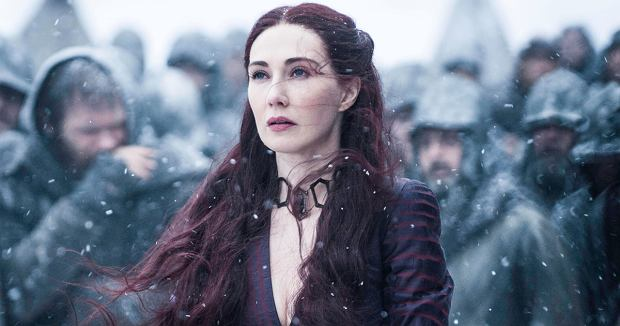 Piękna, ruda i zła (HBO materiały prasowe)
