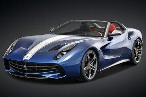 Ferrari F60 America   Dla wybranych