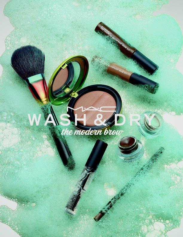 MAC kolekcja Wash & Dry