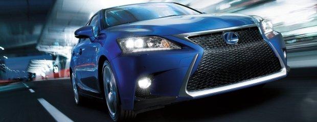 Wideo | Nowy Lexus CT 200h