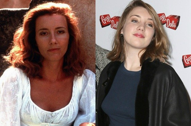 Emma Thompson, Gaia Romilly Wise