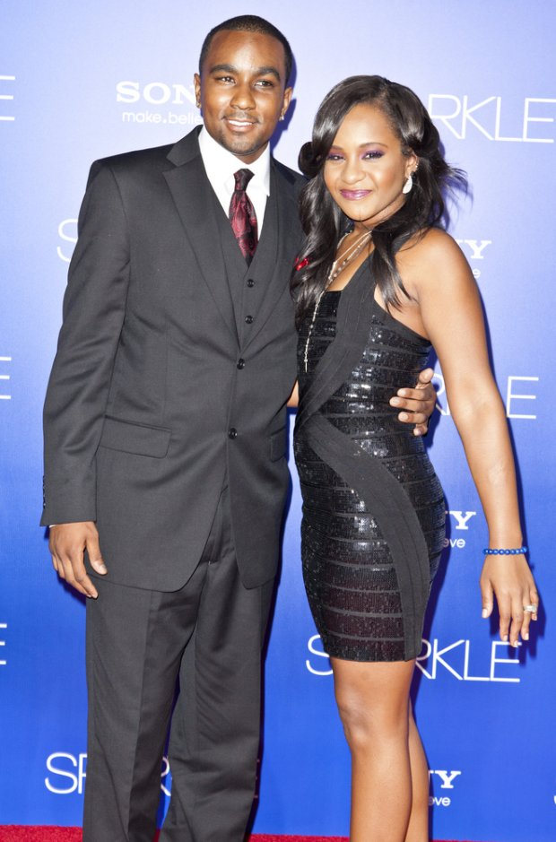 08/16/2012 - Bobbi Kristina Brown and Nick Gordon - Sparkle