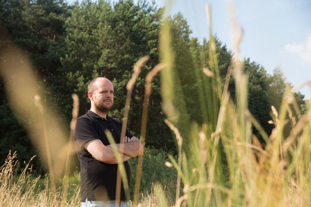 Witold Szabłowski (fot. Marcin Jończyk)