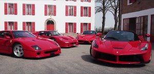 Wideo   Legendy Ferrari na torze