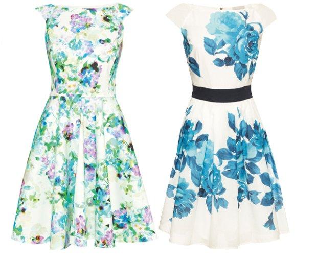 Klasyczne sukienki Orsay