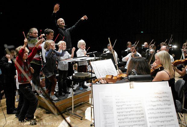 Łódź - koncert w filharmonii z cyklu