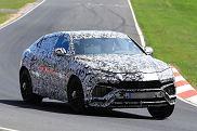 Lamborghini Urus prototyp
