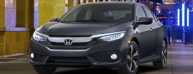 Honda Civic X USA