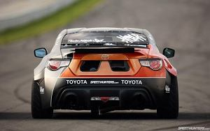 Toyota GT86 w wersji