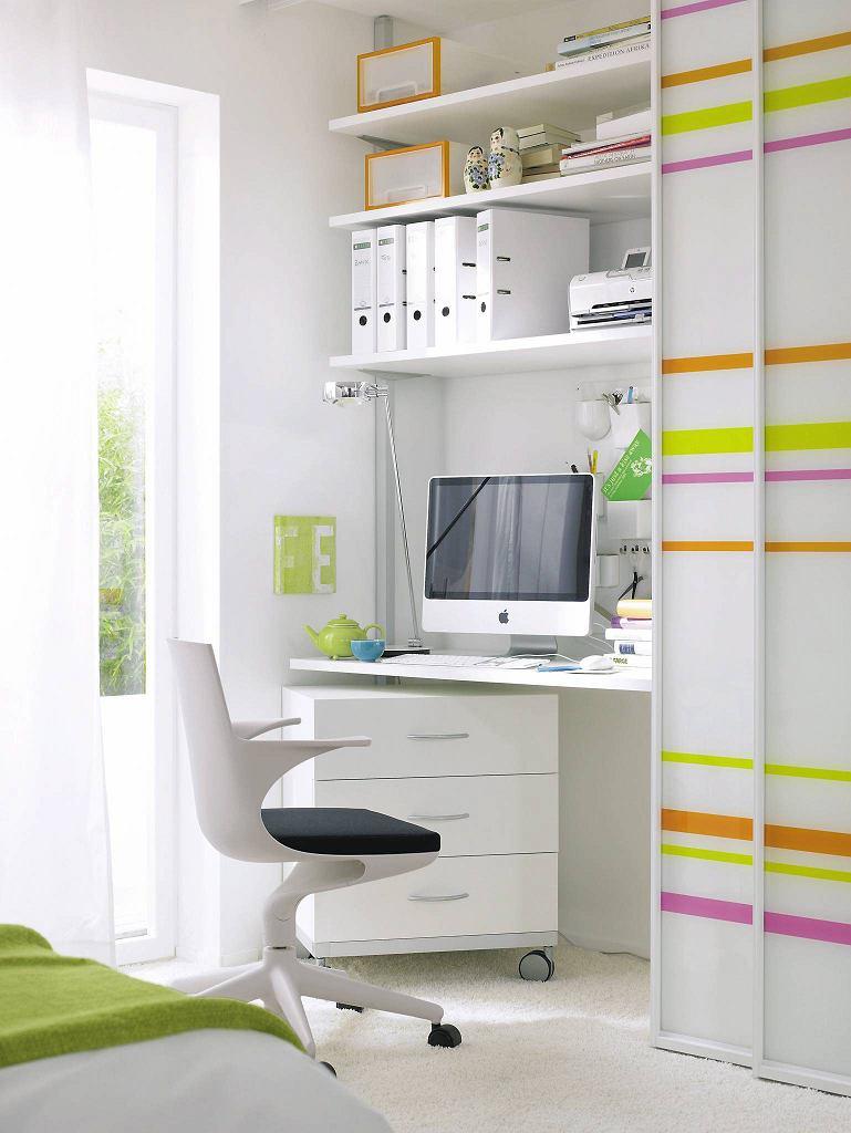 Bardzo dobryFantastyczny Biurko do pracy w małym mieszkaniu. 20 propozycji FI23