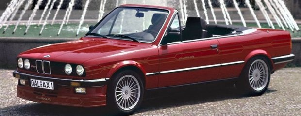 Alpina C2 2.7 Cabrio z 1986