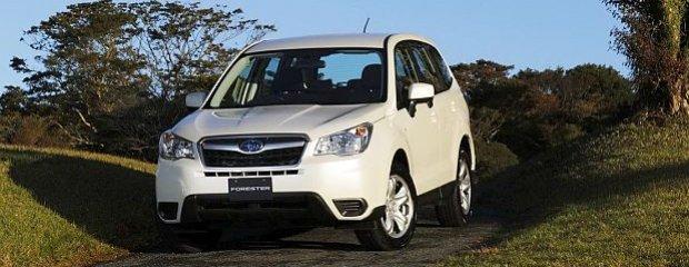 Nowe Subaru Forester w pełnej krasie | Galeria